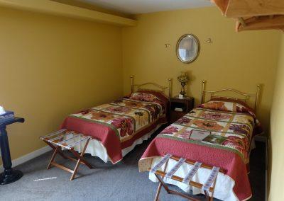 Garden Bedroom in Seams Like Home bed and breakfast
