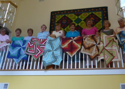 Peggys Group in Quilting Retreats Seams Like Home B&B