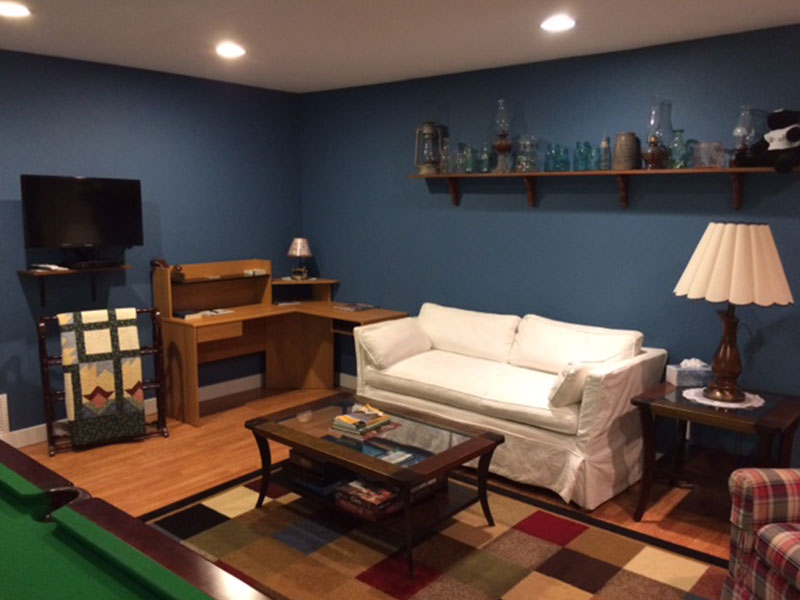 Lounge in Quilting Retreats Seams Like Home B&B